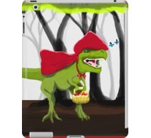 Rex Riding Hood iPad Case/Skin