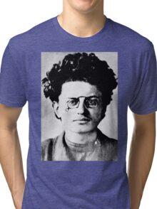 Historical Hipsters - Leon Trotsky Tri-blend T-Shirt