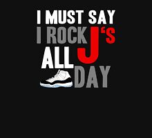 Rock JS All Day Cords Unisex T-Shirt