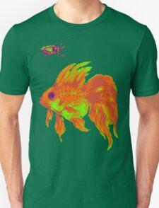 warm electric goldfish T-Shirt