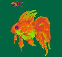 warm electric goldfish Tank Top