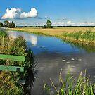Netherlands = waterland by Adri  Padmos