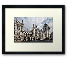 London is the place for me...... Framed Print