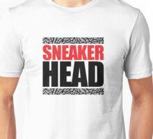 Sneaker Head Elephant Unisex T-Shirt