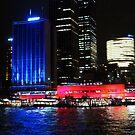 City Lights by Michael John