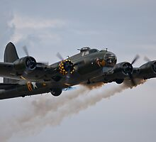 Sally B in trouble by Cliff Williams