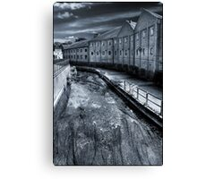 The Maltings Canvas Print