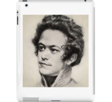 Historical Hipsters - Karl Marx iPad Case/Skin