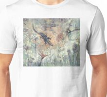 Mom's backyard. Unisex T-Shirt