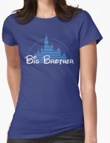 Big Brother Womens Fitted T-Shirt