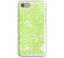 USGS Topo Map Oregon Ketchum Reservoir 280398 1977 24000 iPhone Case/Skin