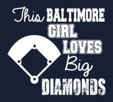 THIS BALTIMORE GIRL LOVES BIG DIAMONDS.. by chanu1801