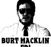 Burt Macklin by fandomwithlove