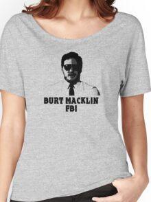Burt Macklin Women's Relaxed Fit T-Shirt