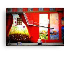 Windows'11 Canvas Print