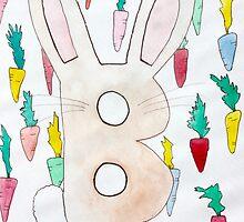 B is for Bunnies by Arpita Choudhury