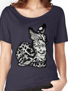 serval Women's Relaxed Fit T-Shirt