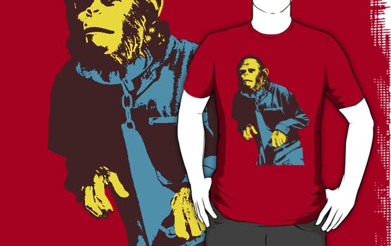 Planet of the Apes by monsterplanet