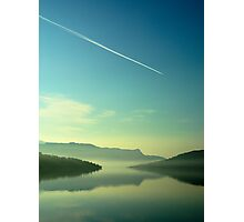Flying Home Photographic Print