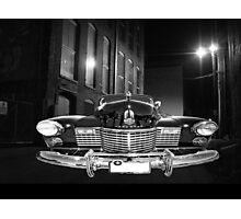 caddy in the shadows Photographic Print