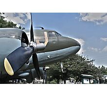 C-47A HDR Photographic Print