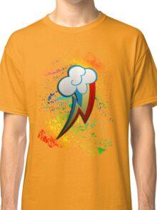 Rainbow Dash Cutie Mark  Classic T-Shirt