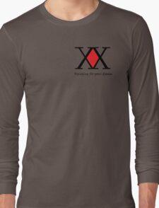 Hunter Association Long Sleeve T-Shirt