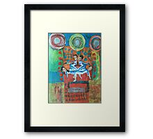 clockwork creek Framed Print