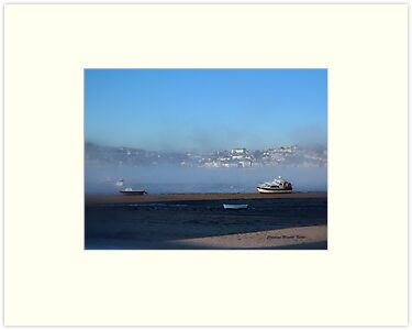 Mist over Water by Charmiene Maxwell-batten