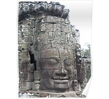 Face of Angkor. Poster