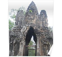 Khmer arch Poster