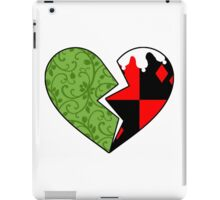 Poison Ivy & Harley Quinn iPad Case/Skin