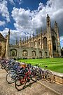 Kings College, Cambridge by Yhun Suarez