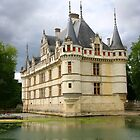 French Castle by upadhyay