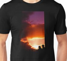Sunset Couple series Unisex T-Shirt