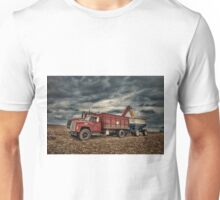 The Old Grain Truck Unisex T-Shirt