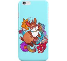 Springtime Jackalope iPhone Case/Skin