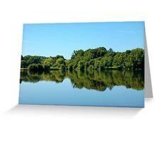 Mirror, Mirror  - Union Pond Greeting Card