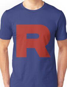 R Team Rocket Pokemon Unisex T-Shirt