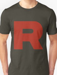 R Team Rocket Pokemon T-Shirt