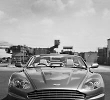 Aston Martin DBS  by Yhun Suarez