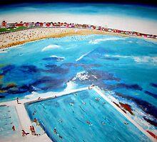 Bondi Icebergs by gillsart
