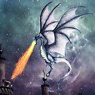 dragon by I Made Widiadnyana