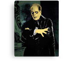 Phantom of the Opera Canvas Print