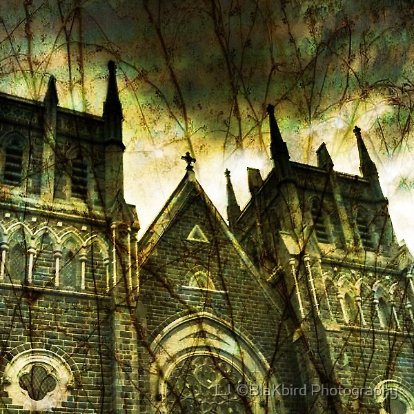 St Mary's Parish by LJ_©BlaKbird Photography