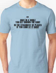 Grateful Dead Lyrics for Life No.1 Unisex T-Shirt