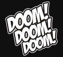 Doom! Doom! Doom! by departmentM