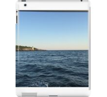 Newport Beach Lighthouse iPad Case/Skin