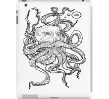 cannotopus iPad Case/Skin