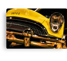 54 Buick Road Master Canvas Print